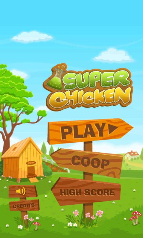 Super Chicken - screenshot