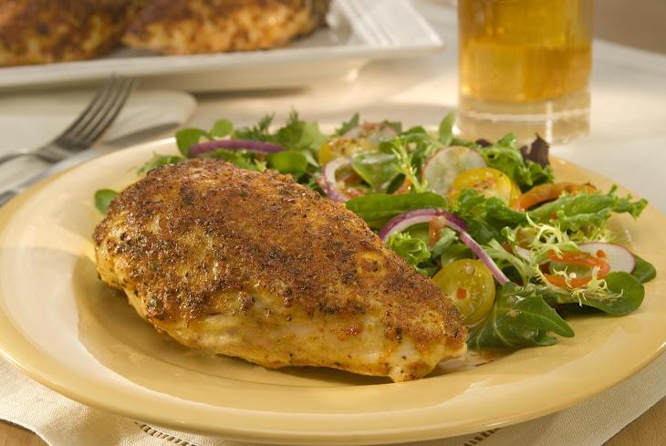Chicken Breasts with Mediterranean Marinade Recipe