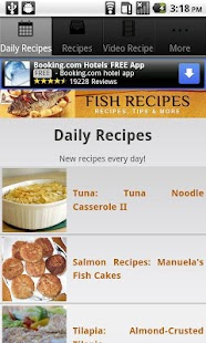 Fish Recipes! - screenshot thumbnail