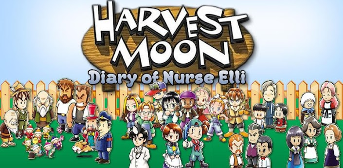 Harvest moon BTN: Elli's diary