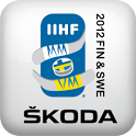 2012 IIHF WM App by ŠKODA icon