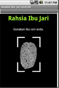 Analisis Ibu Jari Android- screenshot thumbnail