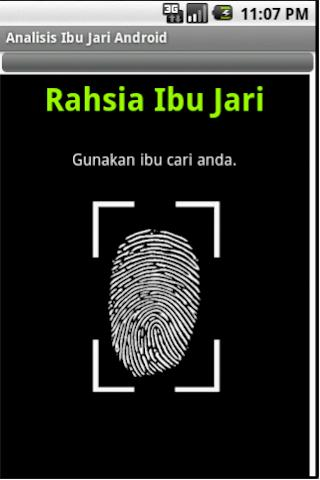 Analisis Ibu Jari Android - screenshot