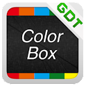Color Box GO Launcher EX Theme logo