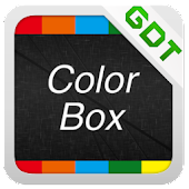 Color Box GO Launcher EX Theme