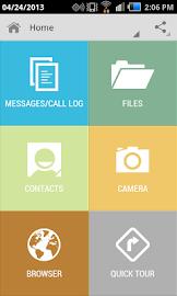 Hide Text SMS & Calls Screenshot 3