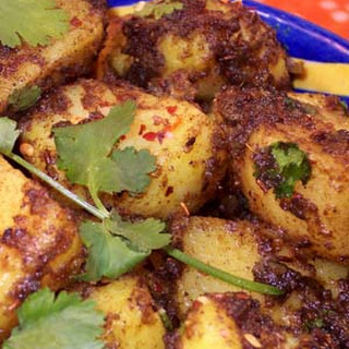 Zeera Aloo Potatoes with Cumin Indian Recipe