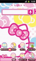 Screenshot of HELLO KITTY Theme28