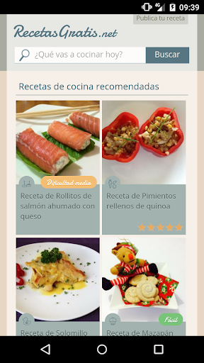 Recetas de cocina gratis