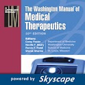 Washington Manual:Therapeutic logo
