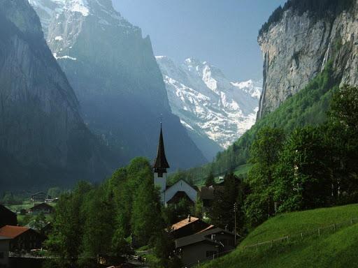 Switzerland Wallpapers - Alps