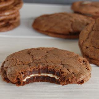 Thin Brownie Cookies