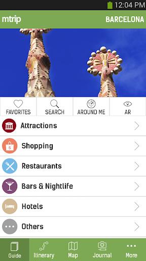 Barcelona Travel Guide – mTrip