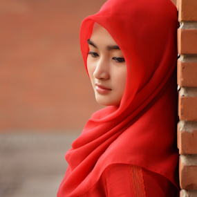 Gallau by Herry Wibowo - People Portraits of Women