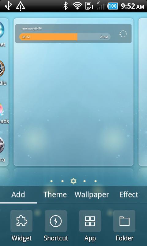 Era of light_Turbo EX Theme- screenshot