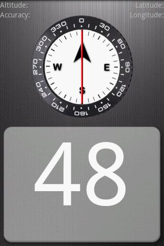 GPS Speed - screenshot