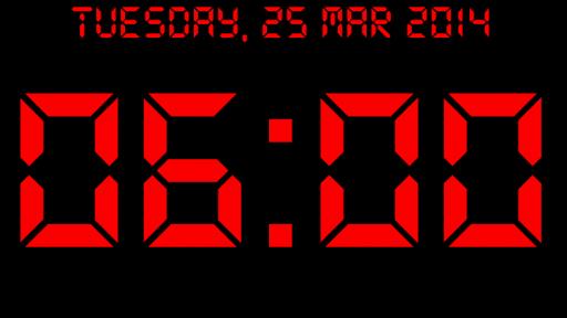 Night Clock Pro - Free