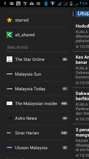 Malaysian News