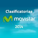 Movistar Clasificatorias 2014 logo