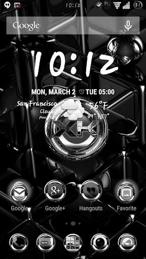 CM12-XKrome Onyx