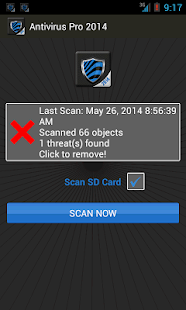 Free Antivirus Pro 2014- screenshot thumbnail