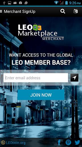 LEO Marketplace