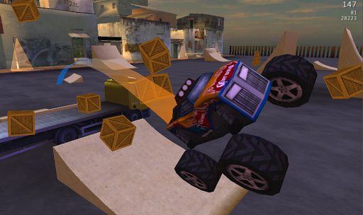 Monster Truck Stunt 3D