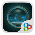 GO SMS PRO SPACE THEME EX icon