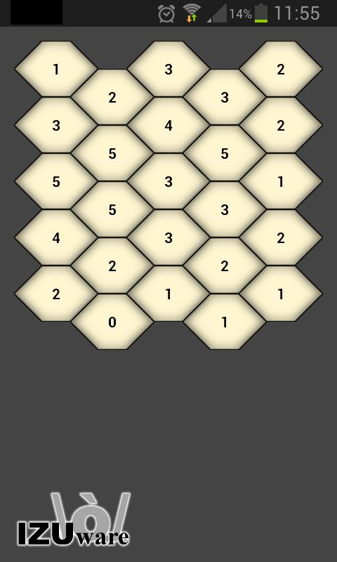 Hexa-Decrease Full Version - screenshot