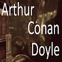 4 Audiolibros A. Conan Doyle logo