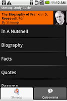 Screenshot of Franklin D. Roosevelt (FDR)