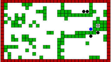 Screenshot of Maze Trap