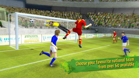 Striker Soccer Brazil 1.2.7 screenshot 193265