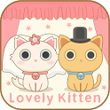 LovelyKitten GO Reward Theme icon