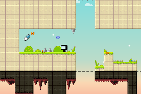 Mercurial Story Platform Game 1.0 screenshot 498892