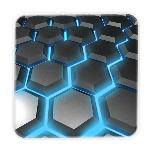HONEYCOMB 3D LIVEWALLPAPER LWP 個人化 App LOGO-硬是要APP