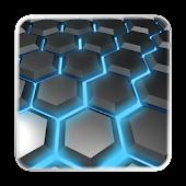 HONEYCOMB 3D LIVEWALLPAPER LWP