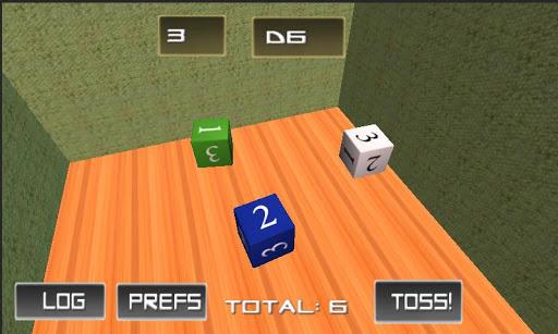 Toss Em Lite - 3D RPG Dice