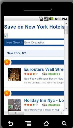 New York Hotel Deals