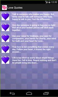 Love Quotes - screenshot thumbnail