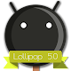 Lollipop 5.0 Dark Theme v2b