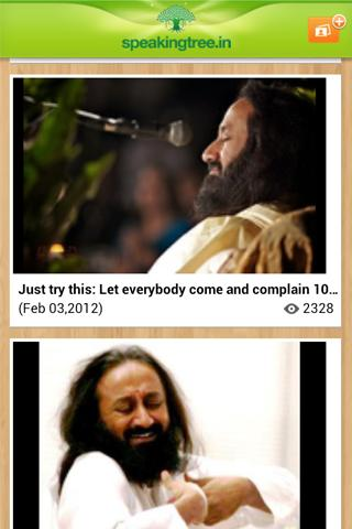Spirituality, karma & quotes - screenshot