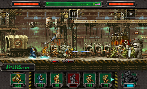METAL SLUG DEFENSE Android apk