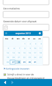 Mijngarage screenshot 3