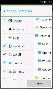 My Bookmarks (Free)- screenshot thumbnail