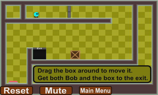 You Have One Box - Platformer