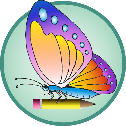 Pretty Butterflies for Kids