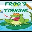 Frogs Tongue logo