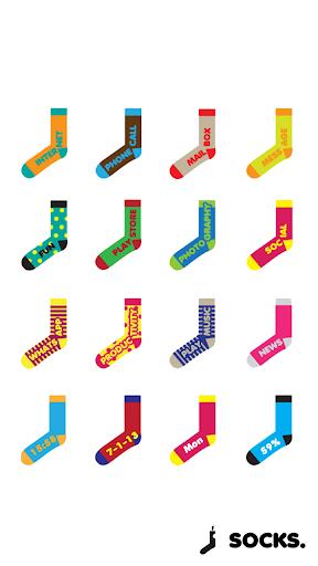 Socks Theme for ssLauncher OR