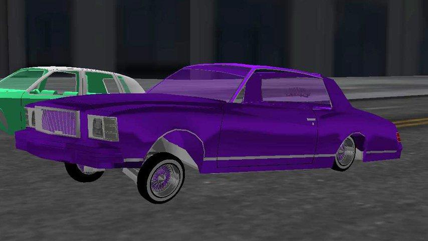 Lowrider Car Game Deluxe- screenshot